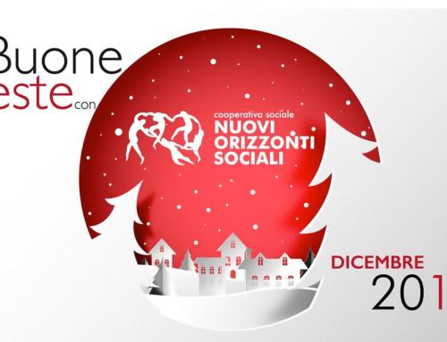 Buone Feste dalla Nuovi Orizzonti Sociali