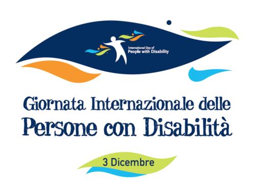 Giornata Internazionale dei diritti della Disabilità