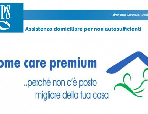 Progetto Home Care Premium 2019